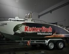 Mietboot für die Ostsee!
