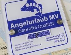 """Qualitätssiegel """"Angelurlaub MV"""" verliehen"""